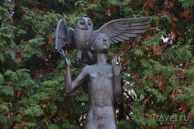 Памятник в Троицком предместье / Фото из Белоруссии