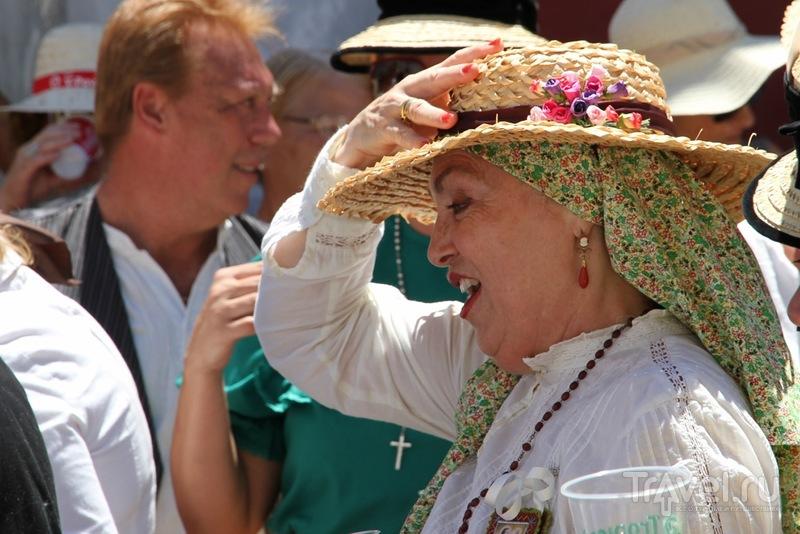 Тенерифе: Гарачико и праздник Успение Богородицы / Фото из Испании