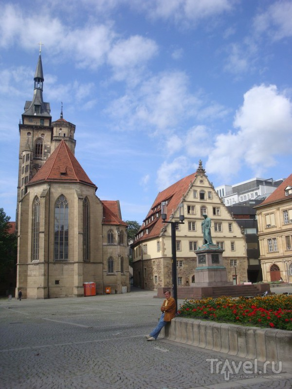 Южная Германия. Штутгарт - Мёкмюль - Шёнталь / Германия