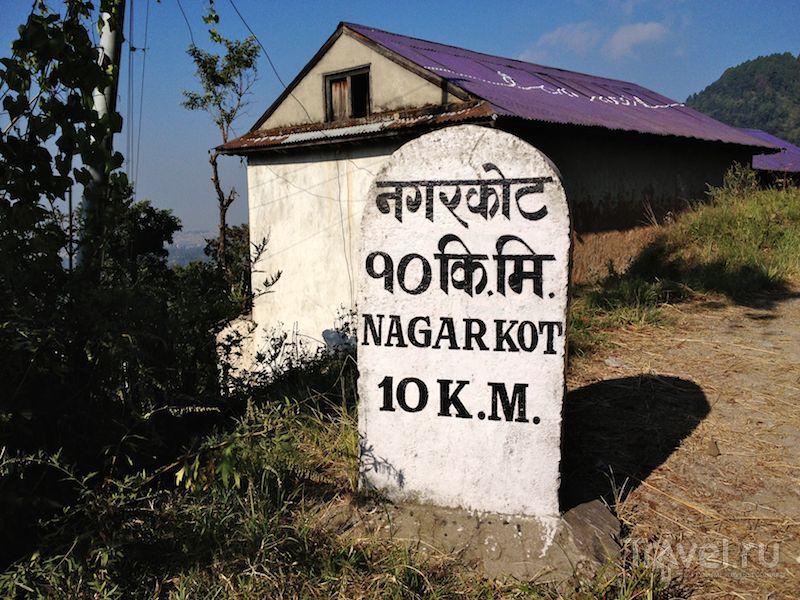 Непальские покатухи. Первый опыт / Непал