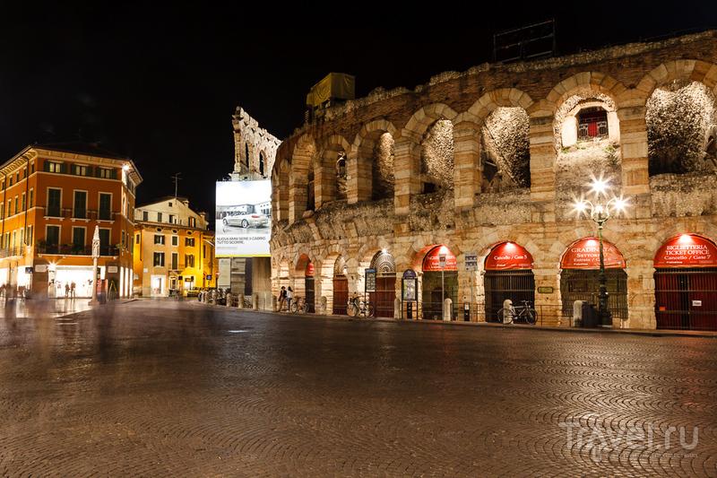 Италия, Верона, 29 сентября 2011 / Фото из Италии