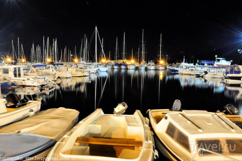 Марина города Пореч. Хорватия / Хорватия