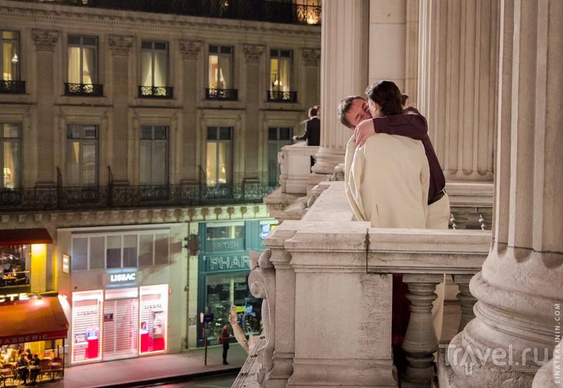 Парижская Национальная Опера - Дворец Гарнье / Фото из Франции