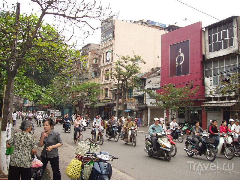 Дороги Вьетнама: особенности национального траффика / Вьетнам