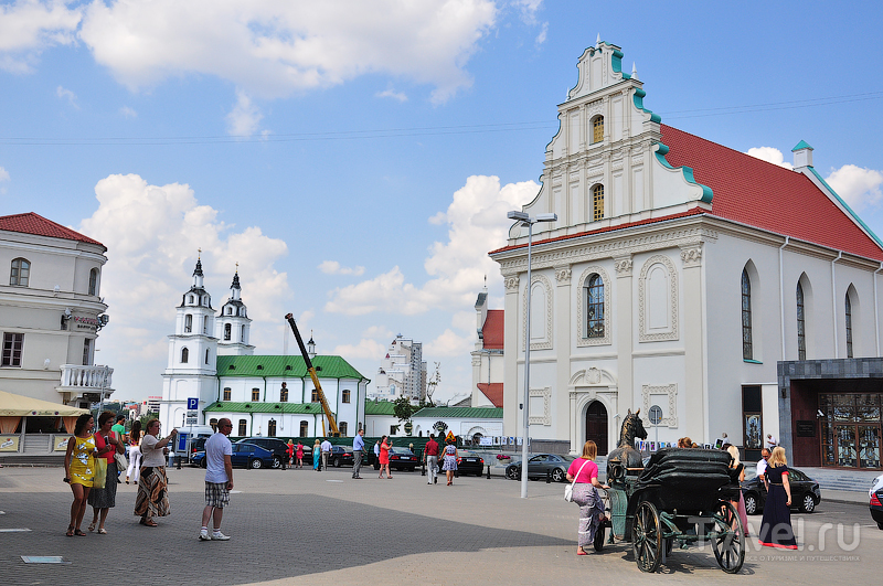 Картинки из Минска / Белоруссия