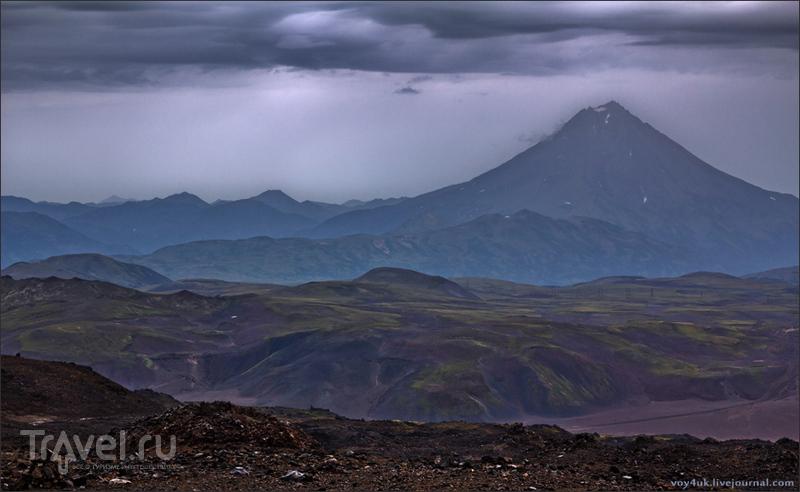 Камчатка. Вулканы / Россия