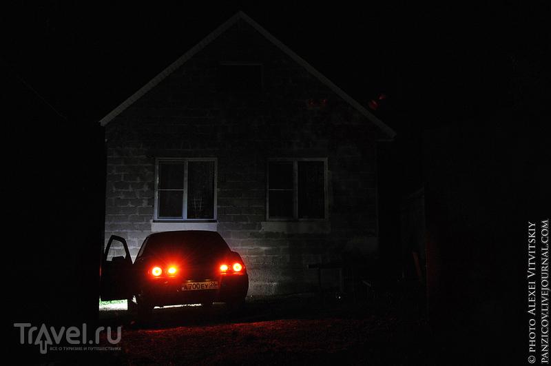 Ночной Пятигорск / Россия