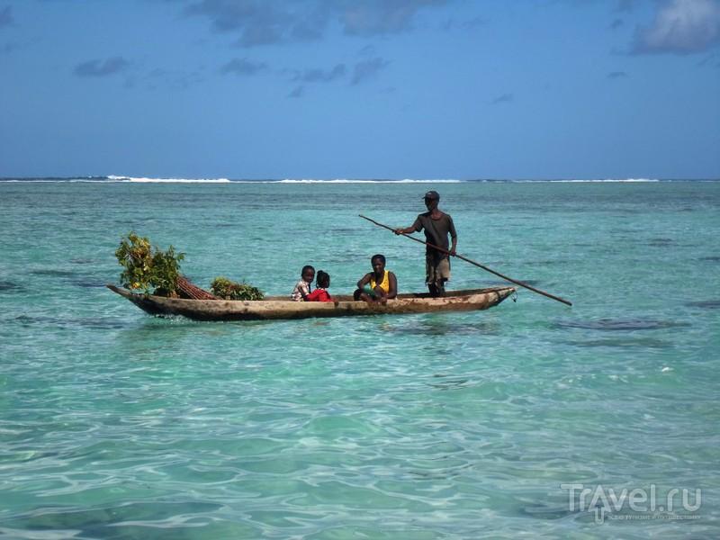 Мадагаскар. Остров Нат / Мадагаскар