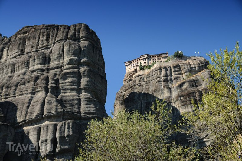 Каменный лес. Метеоры / Фото из Греции