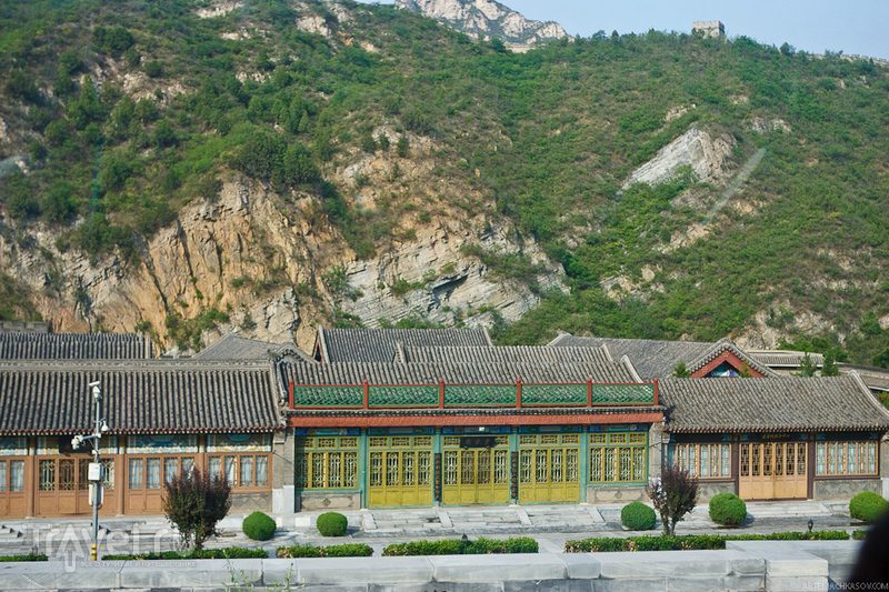 Великая Китайская стена, Бадалин / Фото из Китая