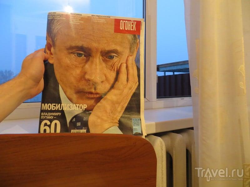 Козел гора бегал, русских стрелял... Поездка в Чечню / Россия