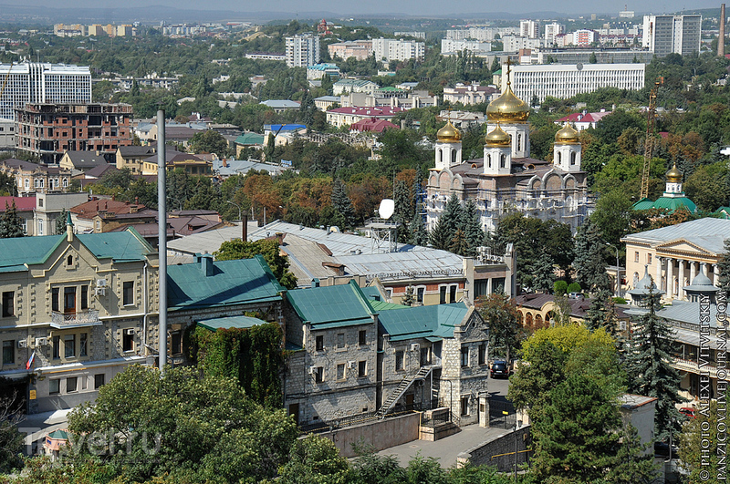 Российский Кавказ - Пятигорск / Россия