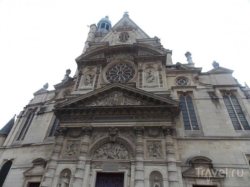 Сент-Этьен-дю-Мон / Франция