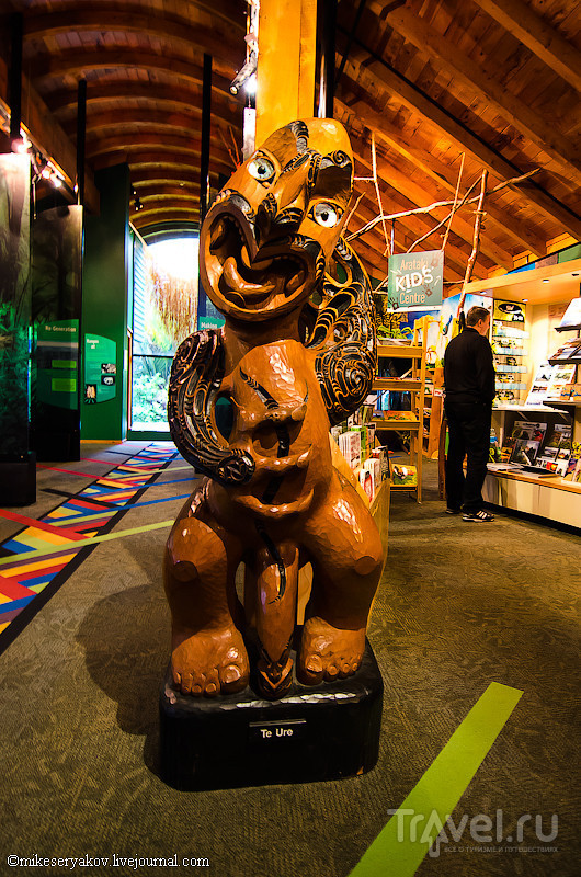 Основные достопримечательности Окленда / Фото из Новой Зеландии