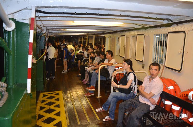 Гонконг. Большой светящийся город - от подземки до пика Виктории / Гонконг - Сянган (КНР)