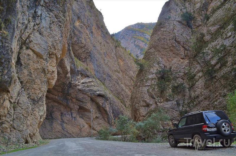 Безбашенное путешествие из Грузии в Нагорный Карабах - бюрократам вопреки / Грузия