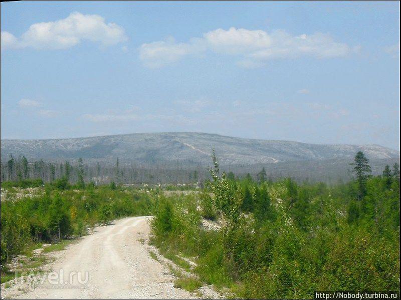Путешествие вдоль БАМа. Сутки под Икабьёй / Россия