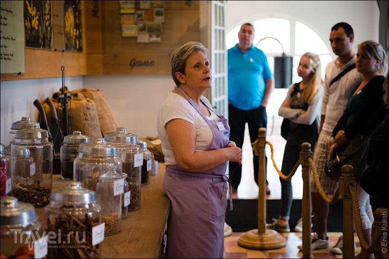 MOLINARD - экскурсия на парфюмерную фабрику / Фото из Франции