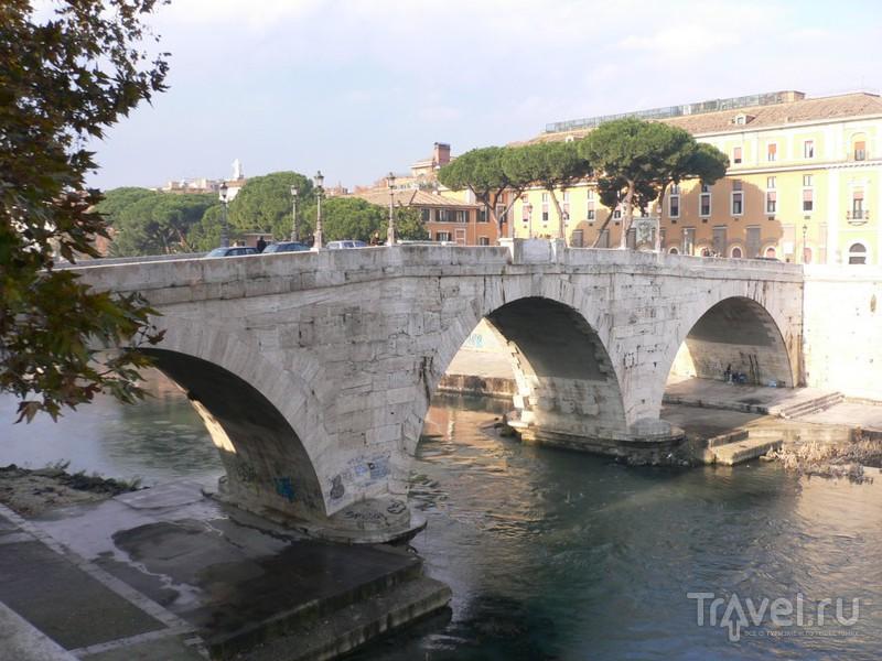 Маршруты по Риму, часть первая / Италия