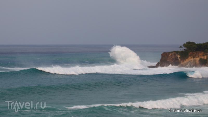 Волны урагана Сенди / Доминикана