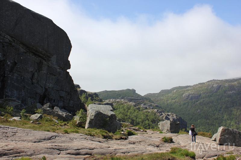 Прейкстолен / Норвегия