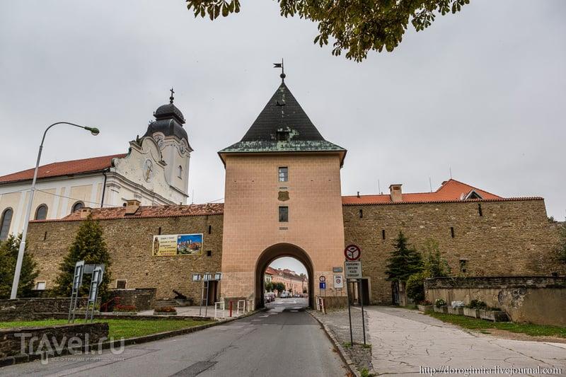 Немного о Словакии: город Левоча / Фото из Словакии