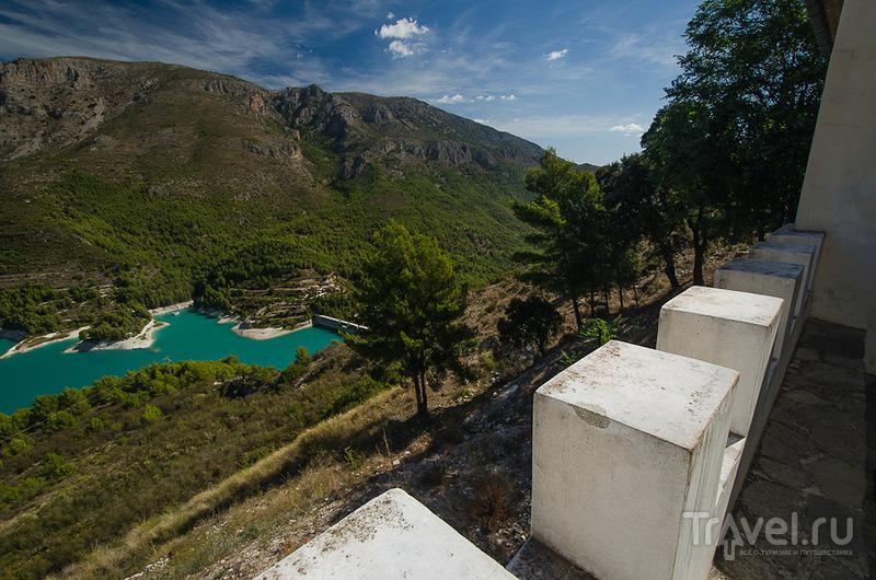 Гуадалест или второе по посещаемости место в Испании / Фото из Испании