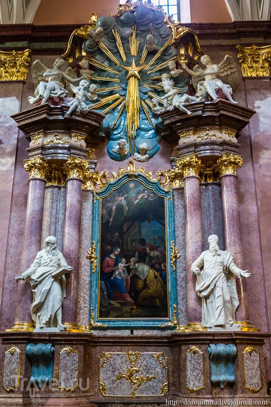Ясногорский монастырь в Ченстохове / Фото из Польши