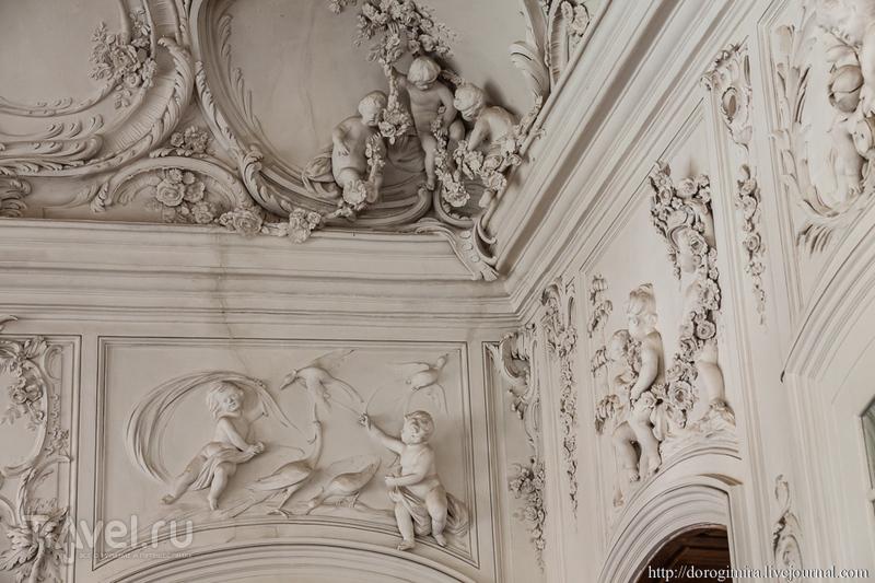Рундальский дворец / Фото из Латвии