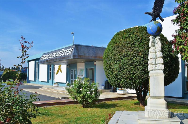 Музей турецких военно-воздушных сил в Стамбуле / Фото из Турции