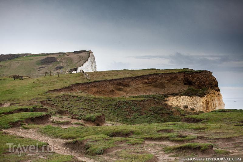 Красота южного побережья Великобритании / Фото из Великобритании