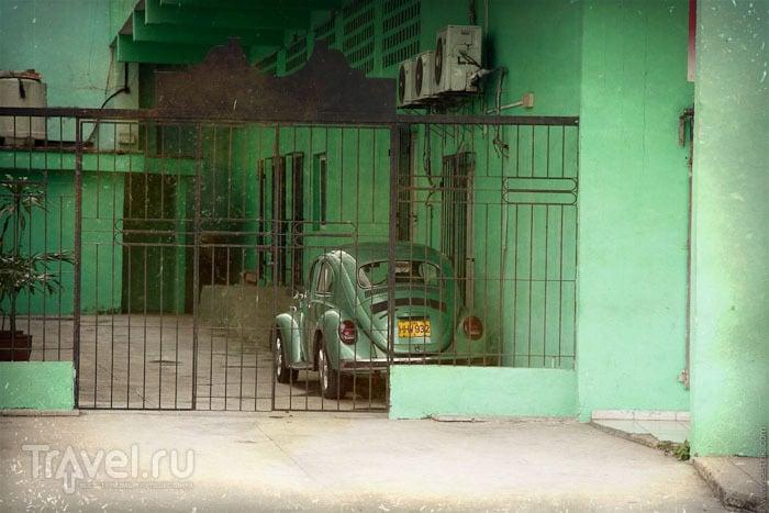 Про кубинские машины / Куба