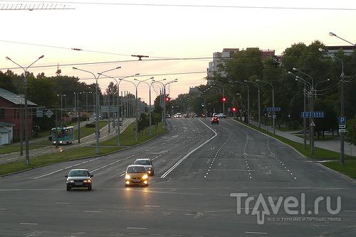 Оперативно метнуться в Вильнюс из Минска / Литва