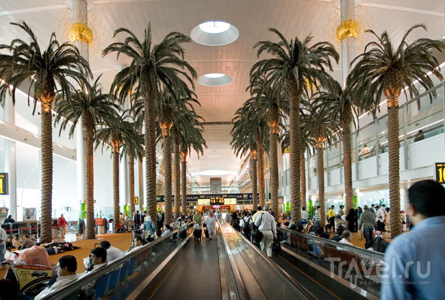 аэропорт дубай отзывы туристов