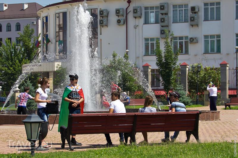 Грозный в День России / Фото из России