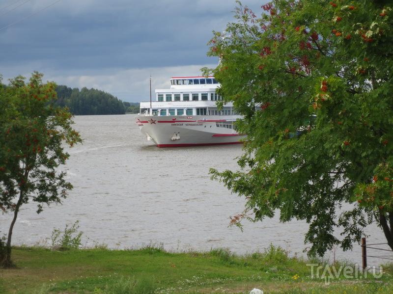 Вологодчина и Вологда. По духовным местам России / Россия