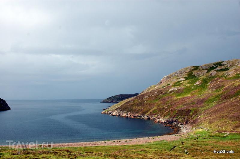 Шотландия. Sandwood Bay / Фото из Великобритании