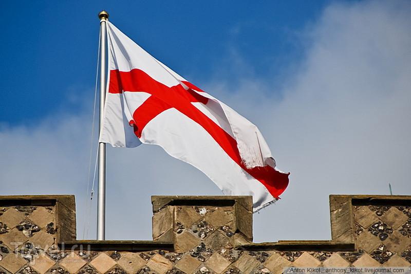 Проездом в Англии: небольшая фотопрогулка по Редингу / Великобритания