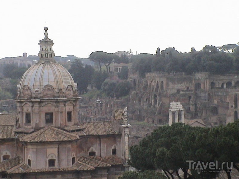 Маршруты по Риму, часть вторая / Италия