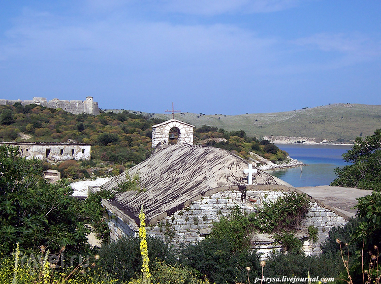 Порто Палермо. Крепость кровавого властителя. Албания / Албания