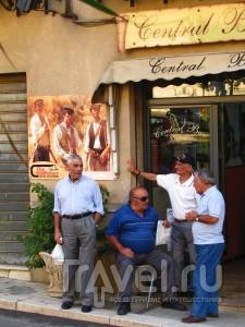 Письма с Сицилии. Мафия бессмертна / Италия