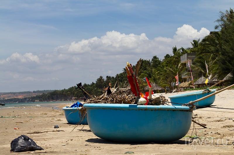 Вьетнам. Рыбаки / Вьетнам