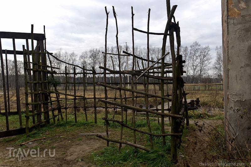 Киногородок в Середниково / Россия