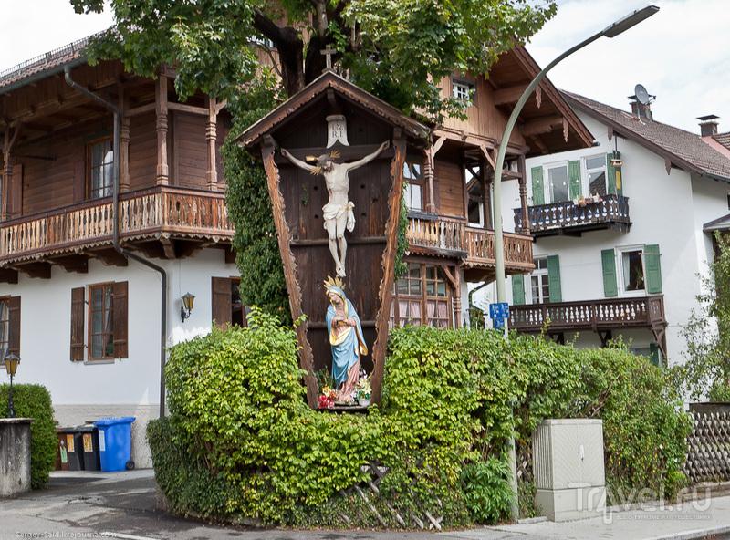 Самый красивый из Альпийских городов / Германия