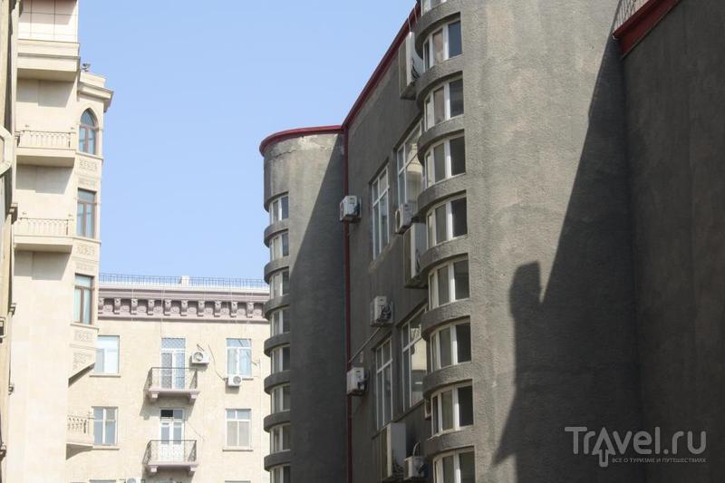 Азербайджан (Баку, Гянджа), архитектура / Азербайджан