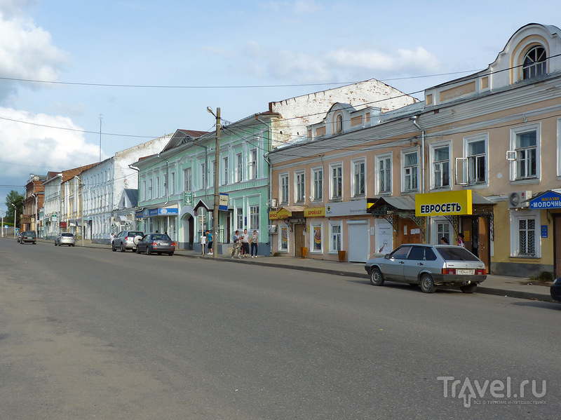 Рыбинское море - Питер / Россия