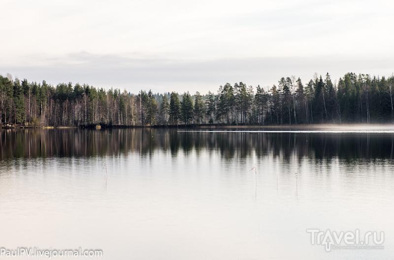 Финляндия. Ноябрьские праздники / Финляндия