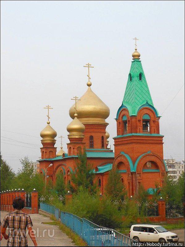 Путешествие вдоль БАМа. Тында - крайняя точка Москвы... / Россия