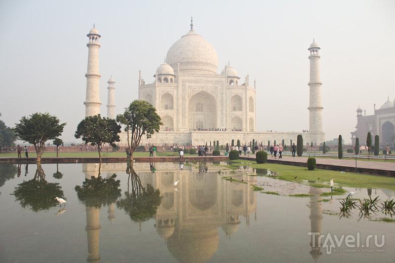 Путь в Агру, Тадж-Махал и Фатехпур Сикри / Индия