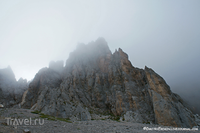 Туманная Астурия / Испания
